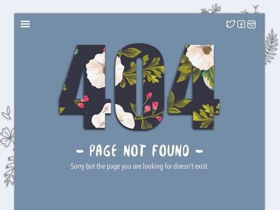 Повышаем лояльность и конверсию с помощью страницы 404